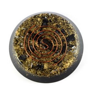 Types of Orgonite 3 Chargeplate Types of Orgonite